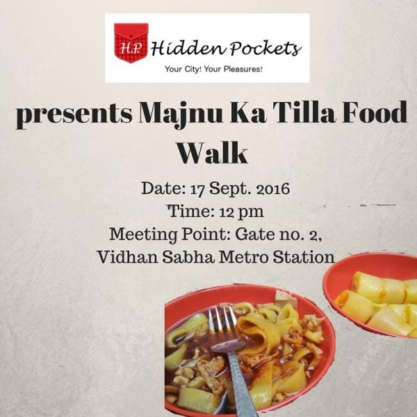presents Majnu Ka Tilla Food Walk (1)
