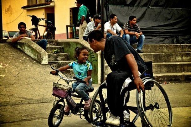 Disability demonetization piece