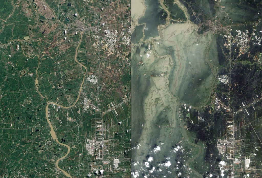 2011 flooding in Ayutthaya Province EO 1 merged